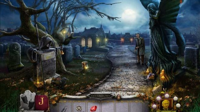 Nightfall Mysteries: Haunted by the Past Collector's Edition Screenshot 2