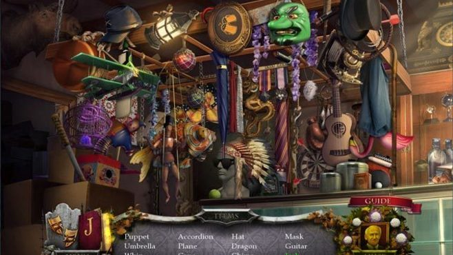 Nightfall Mysteries: Haunted by the Past Collector's Edition Screenshot 3