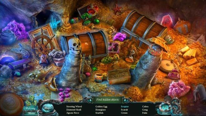 Nightmares from the Deep: Davy Jones Collector's Edition Screenshot 5
