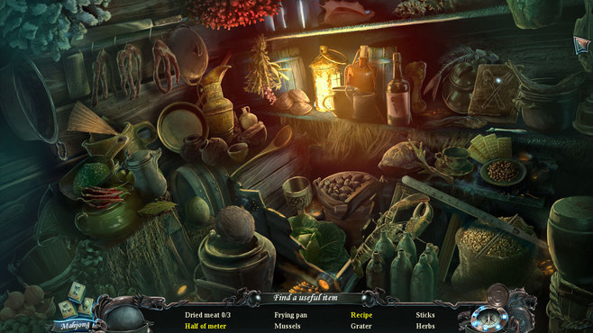 Nightmares From The Deep: The Cursed Heart Collector's Edition Screenshot 3