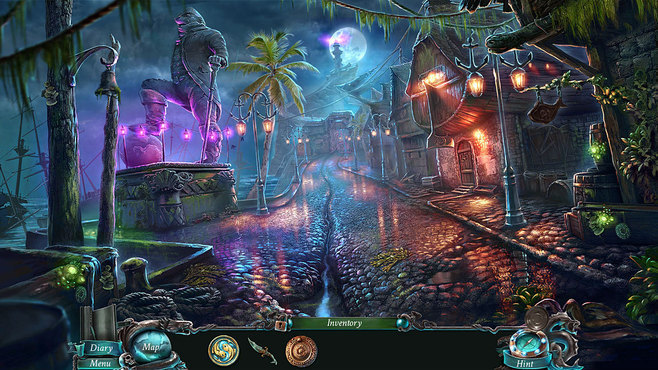 Nightmares from the Deep: The Siren's Call Screenshot 2
