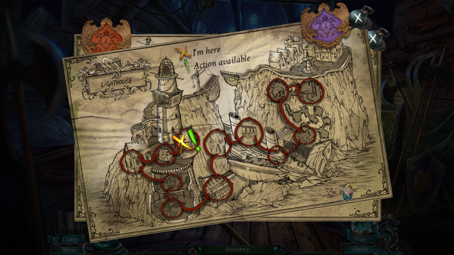 Nightmares from the Deep: The Siren's Call Collector's Edition Screenshot 3