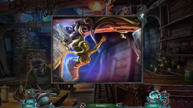 Nightmares from the Deep: The Siren's Call Collector's Edition Screenshot 5