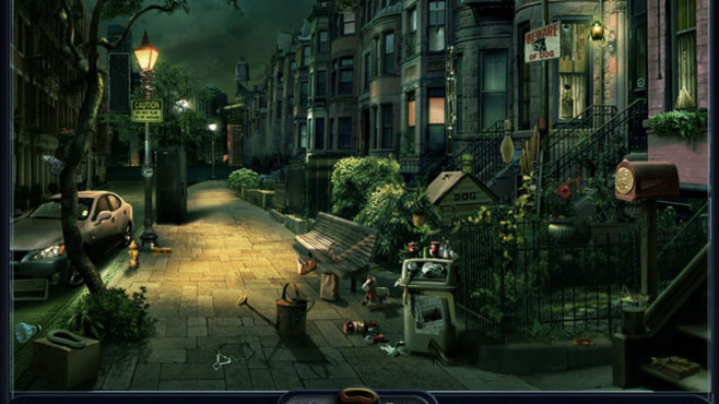 Nocturnal-Boston Nightfall Screenshot 2