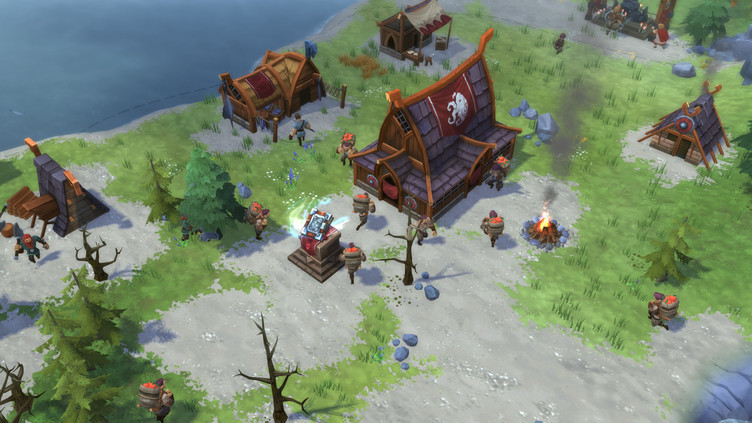 Northgard - Lyngbakr, Clan of the Kraken Screenshot 2