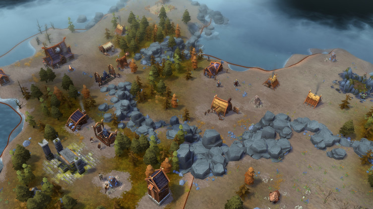 Northgard - Lyngbakr, Clan of the Kraken Screenshot 3