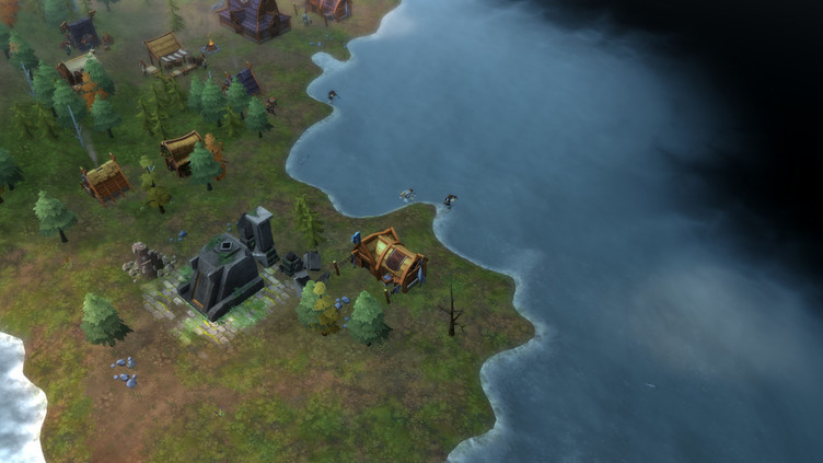 Northgard - Lyngbakr, Clan of the Kraken Screenshot 4