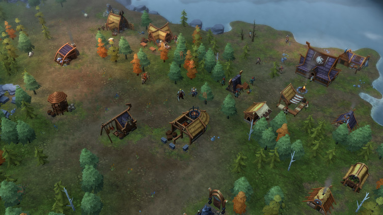Northgard - Lyngbakr, Clan of the Kraken Screenshot 6