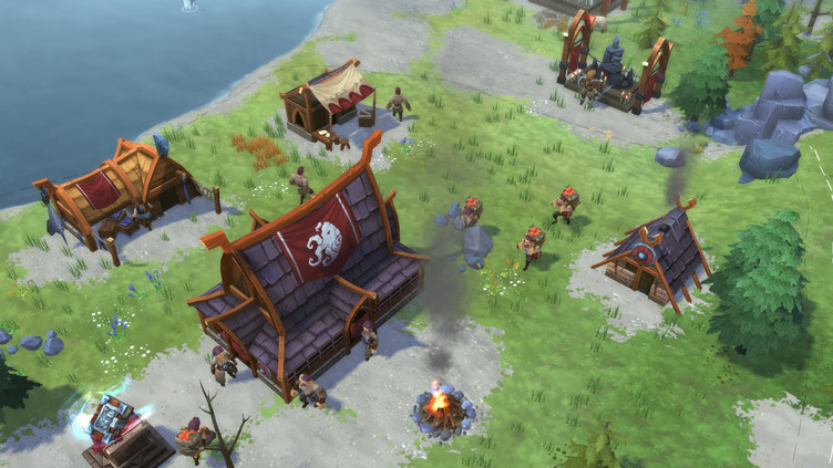 Northgard - Lyngbakr, Clan of the Kraken Screenshot 7