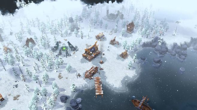 Northgard - nidhogg clan of the dragon for mac os