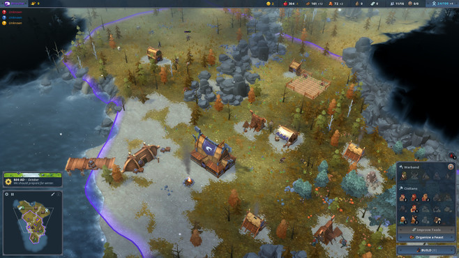 Northgard - Sváfnir, Clan of the Snake Screenshot 6