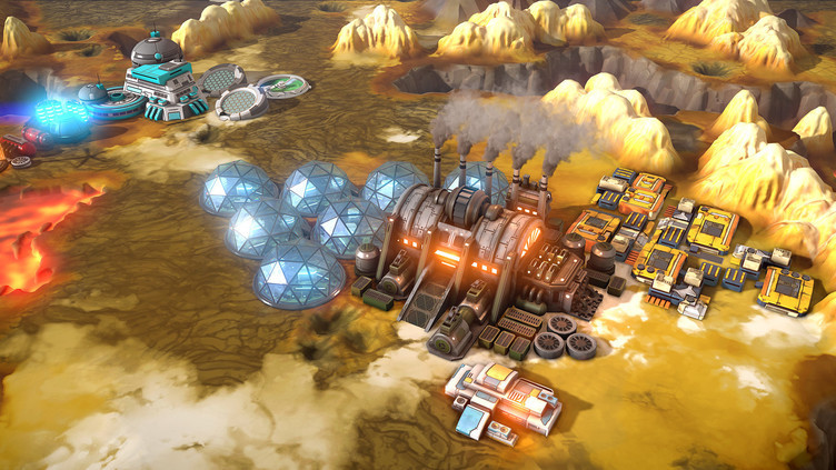 Offworld Trading Company: Jupiter's Forge Expansion Pack Screenshot 1