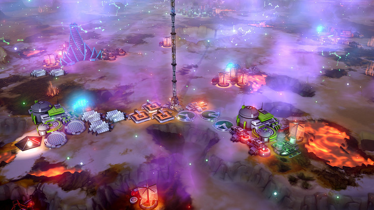 Offworld Trading Company: Jupiter's Forge Expansion Pack Screenshot 2