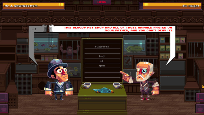 Oh...Sir!! The Insult Simulator Screenshot 3
