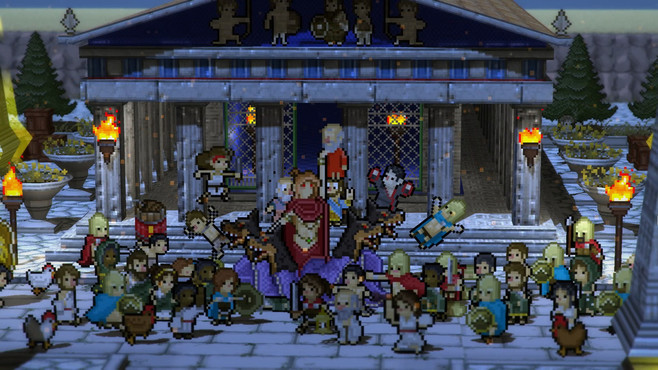 Okhlos: Omega Screenshot 2