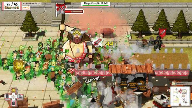 Okhlos: Omega Screenshot 3