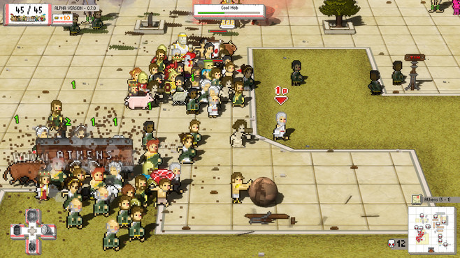 Okhlos: Omega Screenshot 4