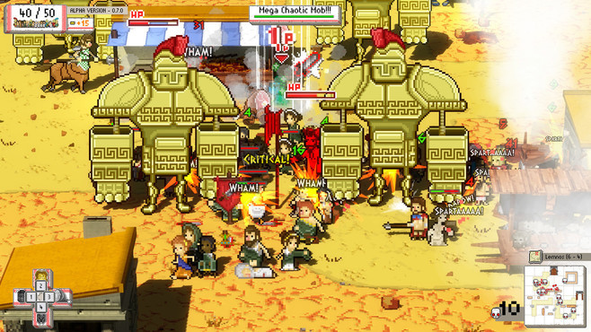 Okhlos: Omega Screenshot 5