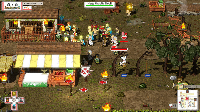 Okhlos: Omega Screenshot 6