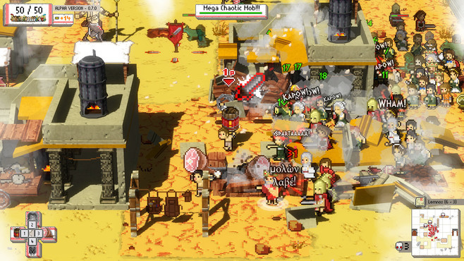 Okhlos: Omega Screenshot 7