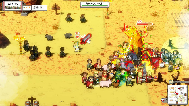 Okhlos: Omega Screenshot 8