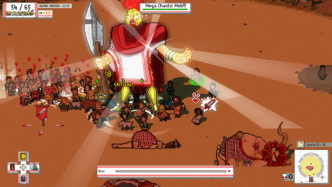 Okhlos: Omega Screenshot 9