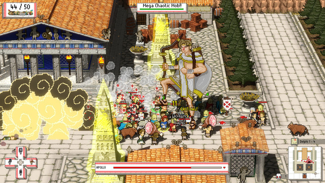 Okhlos: Omega Screenshot 10