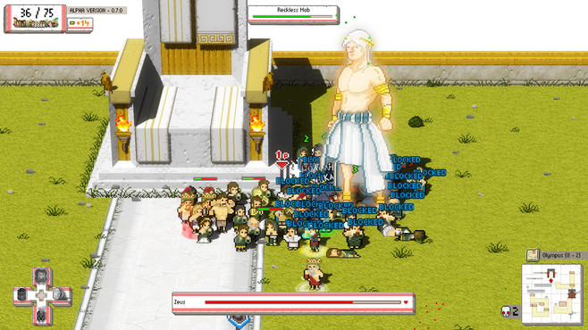 Okhlos: Omega Screenshot 11