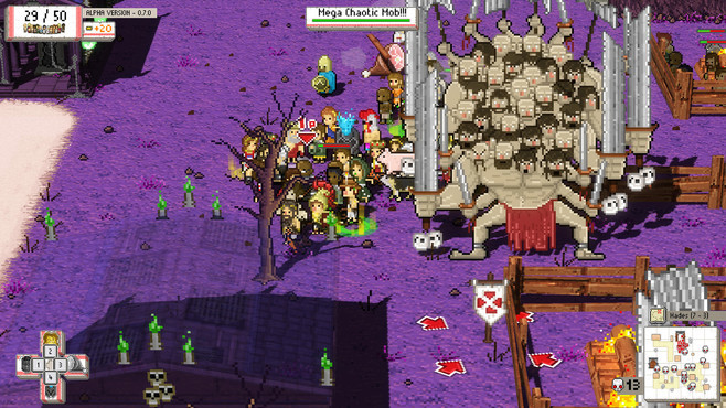 Okhlos: Omega Screenshot 12