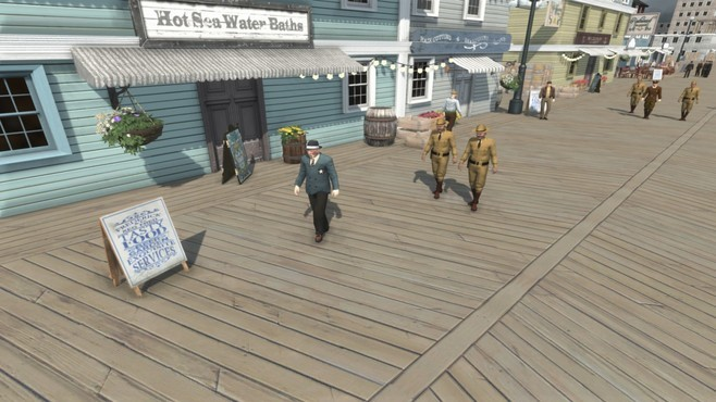 Omerta: City of Gangsters Screenshot 3