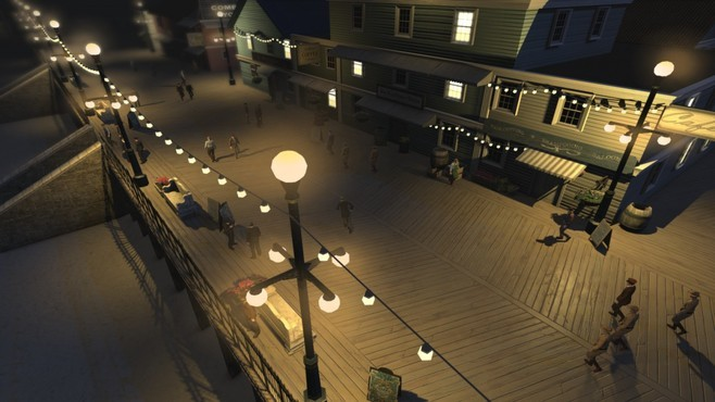 Omerta: City of Gangsters Screenshot 4