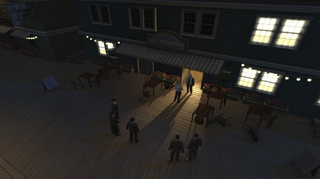 Omerta: City of Gangsters Gold Edition Screenshot 5