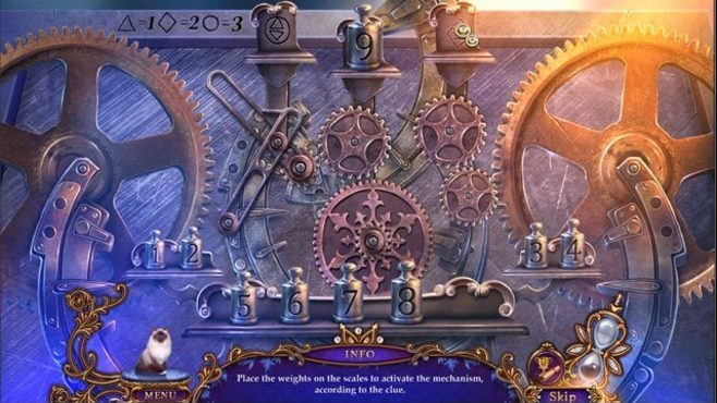 Ominous Objects: Trail of Time Collector's Edition Screenshot 6