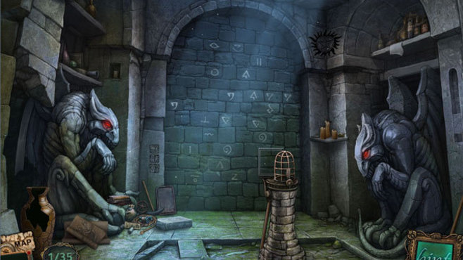 Order of the Light: The Deathly Artisan Collector's Edition Screenshot 1