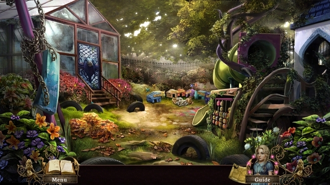 Otherworld: Omens of Summer Collector's Edition Screenshot 1