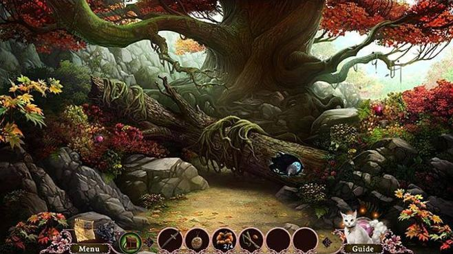Otherworld: Shades of Fall Collector's Edition Screenshot 2