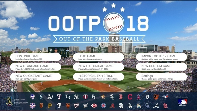 Out of the Park Baseball 18 Screenshot 1