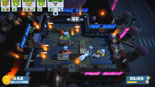 Overcooked! 2 Screenshot 7