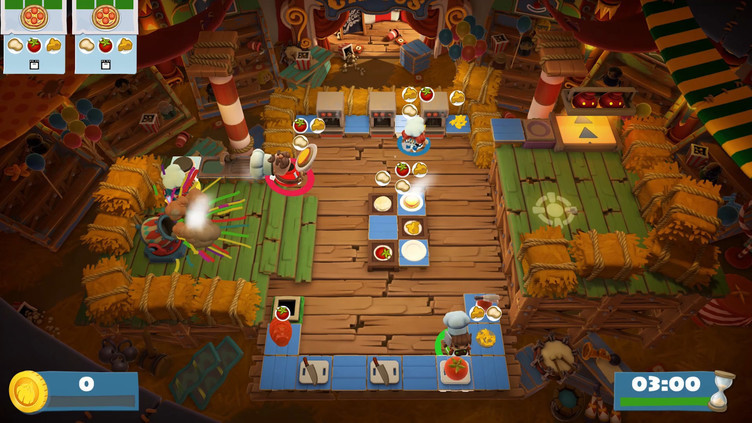 Overcooked! 2 - Carnival of Chaos Screenshot 3