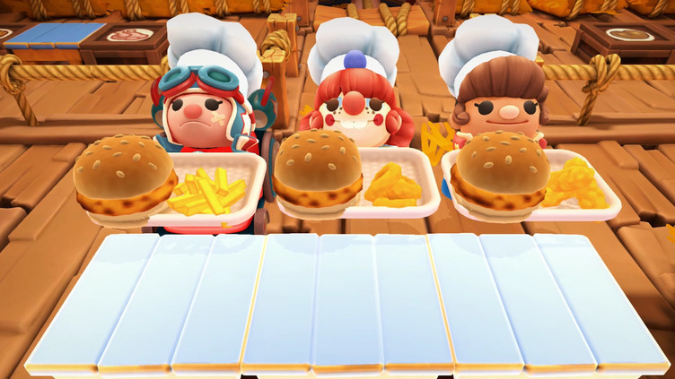 Overcooked! 2 - Carnival of Chaos Screenshot 6