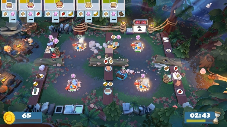 Overcooked! 2: Night of the Hangry Horde Screenshot 2