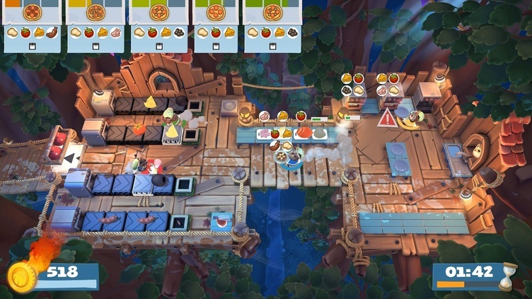 Overcooked! 2: Night of the Hangry Horde Screenshot 3