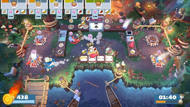 Overcooked! 2: Night of the Hangry Horde Screenshot 4
