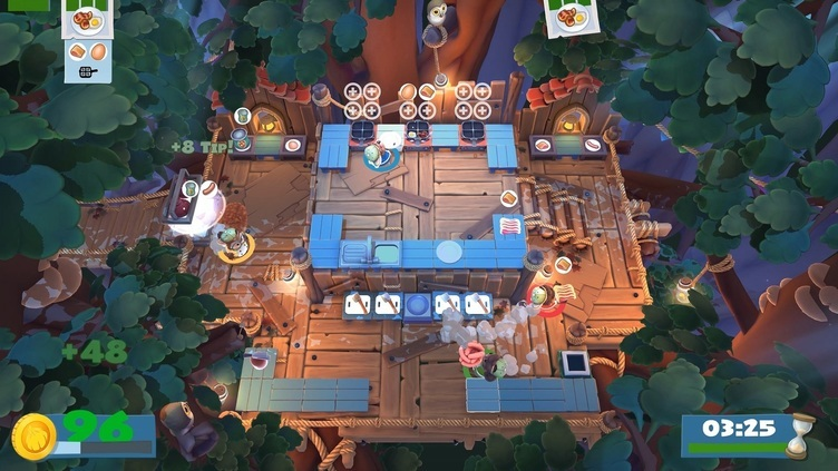 Overcooked! 2: Night of the Hangry Horde Screenshot 5