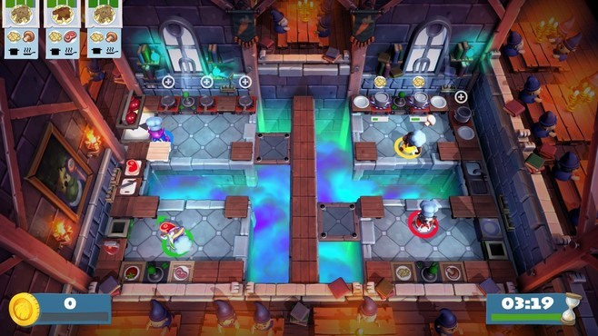 Overcooked! 2 - Too Many Cooks Pack Screenshot 3
