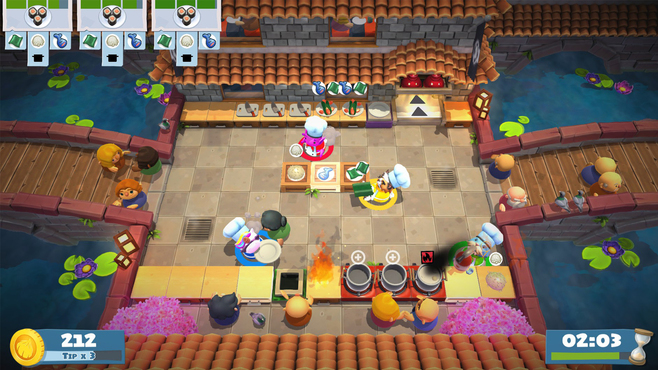 Overcooked! 2 - Too Many Cooks Pack Screenshot 6
