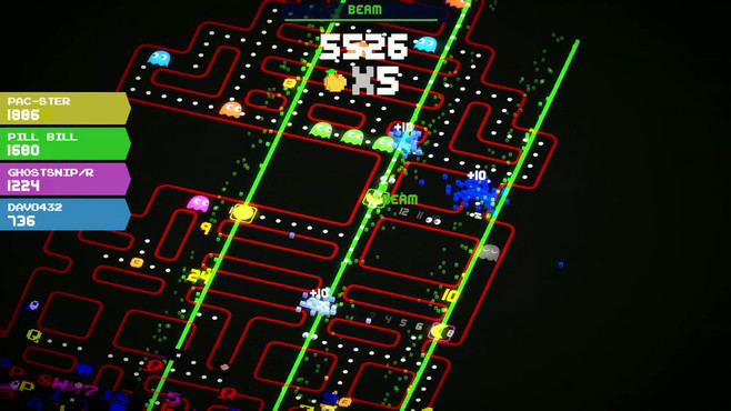 PAC-MAN 256 Screenshot 5