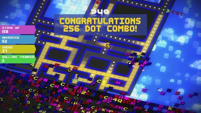 PAC-MAN 256 Screenshot 7