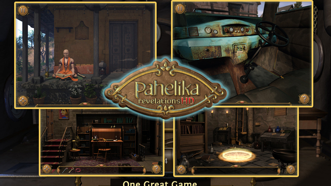 Pahelika: Revelations HD Screenshot 5