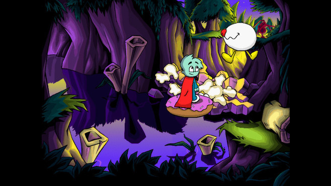 Pajama Sam 3: You Are What You Eat from Your Head To Your Feet Screenshot 4